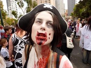 Zombie Pirate Journalist