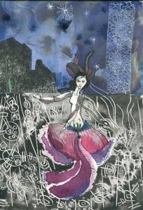 Dancing Girl #1