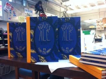 Finished books!
